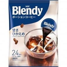 블렌디 포션 커피 저당 24개입
