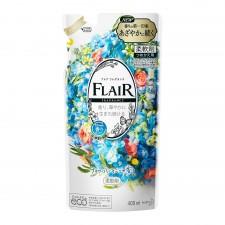 FLAIR 플레어 섬유유연제 플라워&하모니(리필) 400ml