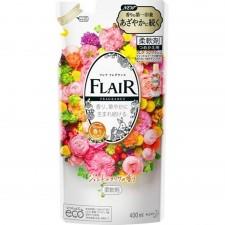 FLAIR 플레어 섬유유연제 젠틀 부케(리필) 400ml