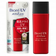비오레 UV 아스리즈무 스킨 프로텍트 밀크 선크림 65ml SPF50+ / PA++++