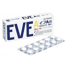 EVE 이브 A 두통약 진통제 48정
