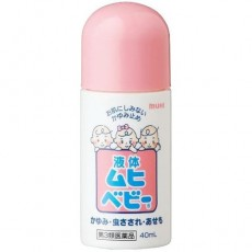무히 베이비 벌레물림약 액체 유아용 40ml